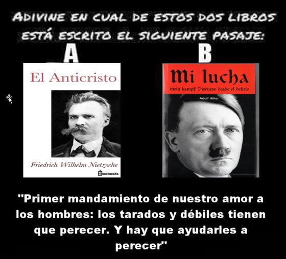 El Racismo Y Misoginia De Nietzsche Cristianismo Vs